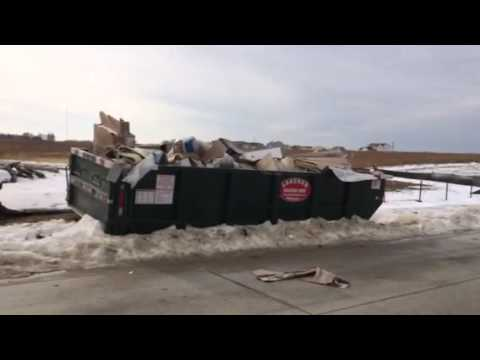 (5630 332-2555 Camanche, Iowa waste management dumpster rental prices