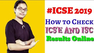 How to check ICSE and ISC Results 2019||Master Mind