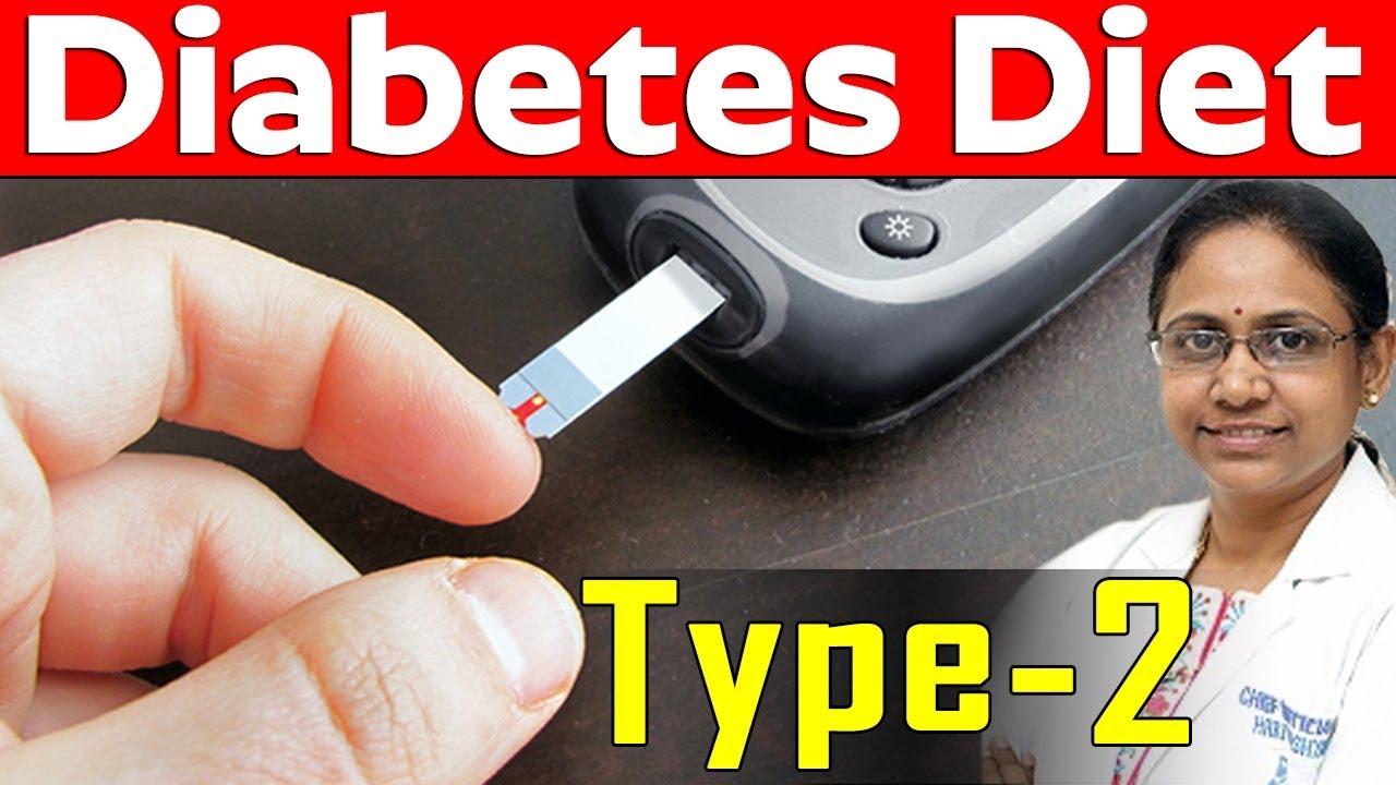 A Healthy Type 2 Diabetes Diet | Best Diet For Type 2 Diabetes | Type 2 Diabetes Diet