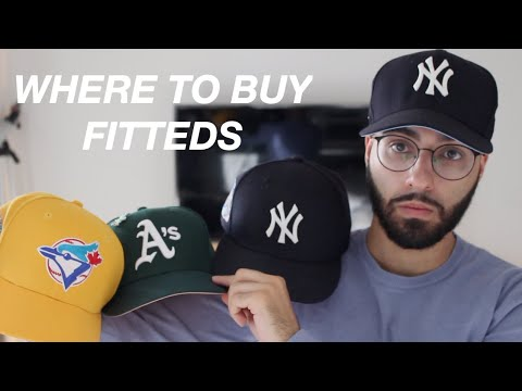 WHERE TO BUY FITTED CAPS