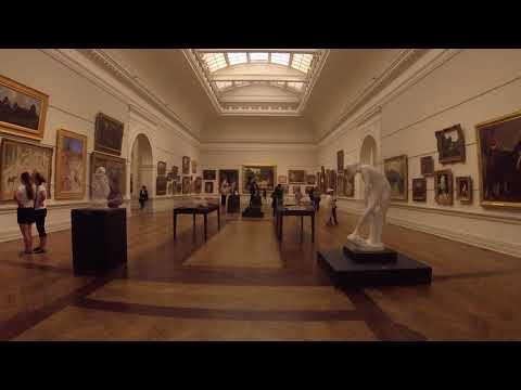 Walk Around The Art Gallery of NSW