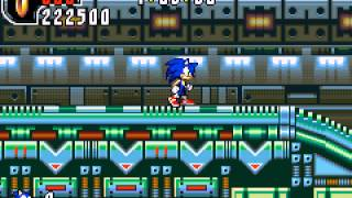 Sonic Advance 2 - Egg Utopia Zone - Act 01 - User video
