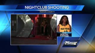 Palm Beach State student shot to death at nightclub