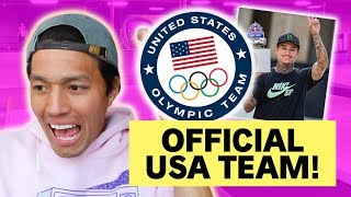 USA 2020 OLYMPICS SKATEBOARD TEAM ANNOUNCED! thumbnail