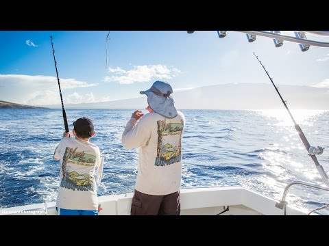Maui Fun Charters - Fishing In Hawaii
