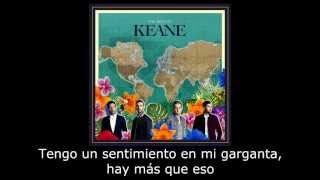 Keane - Won't Be Broken (Subtítulos en español)