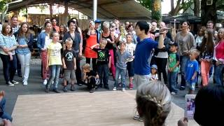 FUNKY SUMMER 2013 (Open Air Old School Jam) 22.06.2013 S'Gärtla Nürnberg (Video 3/4) Thumbnail