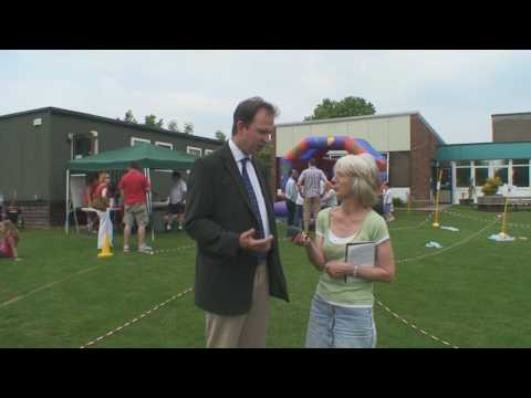 Jesse Norman MP and the Three-legged Race