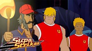 La vuelta a la torre del pirata | Super Strikas | Súper Fútbol Dibujos Animados