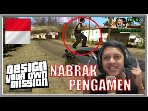 TAMPAN GAMING Life #2 - Grand Theft Auto Extreme Indonesia DYOM #16