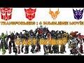Transformers 6 : Bumblebee Movie - CAST ROBOT 2018 - VOL 1