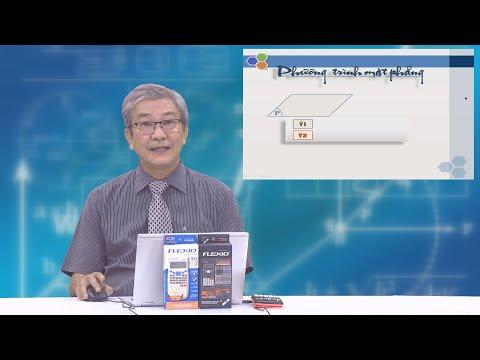 Ôn thi THPT quốc gia 2021 - Môn Toán: Chuyên đề 4 - Phương trình mặt phẳng