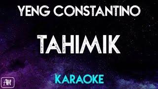 Yeng Constantino - Tahimik (Karaoke Version/Instrumental)