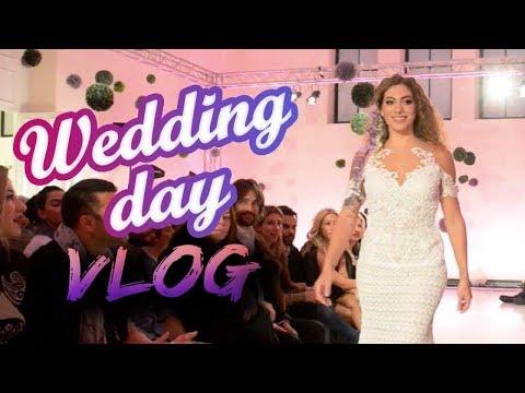 Yes I Do 💍 | Ντύθηκα νύφη για το Bridal Fashion Week και την Complice Stalo Theodorou