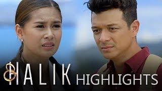 Halik: Jacky, asks Lino why he left her   EP 5