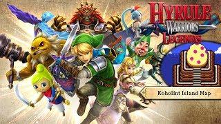 Hyrule Warriors Legends (Koholint Island Map - 100%) : Part 17 - K-5