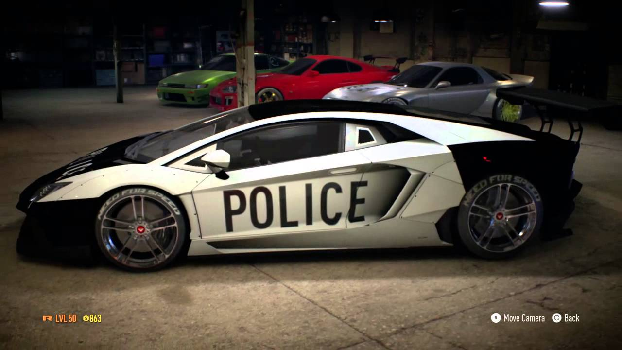 Lamborghini Police Need For Speed Www Imgkid Com The