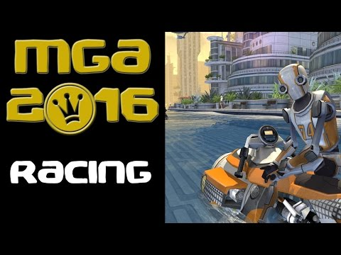 Best Android Racing Game - Mobile Game Awards 2016