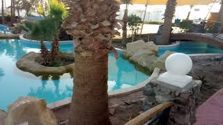 Главный бассейн Maritim Jolie Ville Golf & Resort, Sharm el-Sheikh Египет