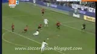Real Madrid 0 - 1 Real Mallorca 16/01/2008