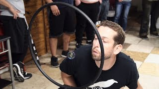 Mega Bubble | One of the Best Team Party Games Ever! (Minute to Win It)