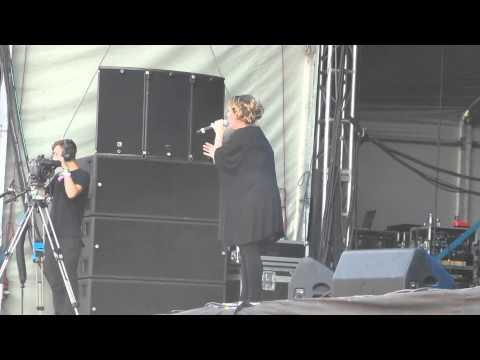 Sam Bailey - Compass - Leicester Music Festival 26/07/2014