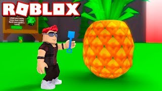 🔥 DESTROY THE FRUIT WITH A HAMMER! | Roblox