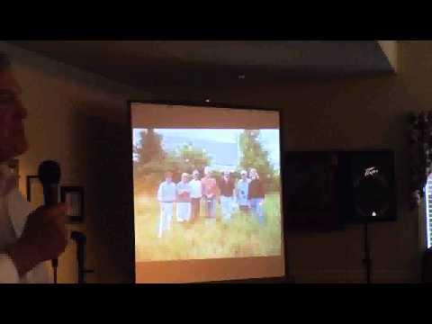 Bill Barker Talks about Early Barker Family.wmv