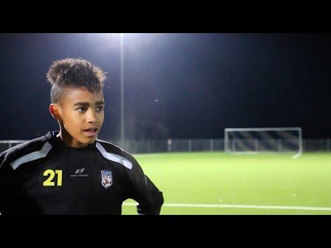 Young football talent - Felix Knörle (DFI U15) - 14 years old | HD