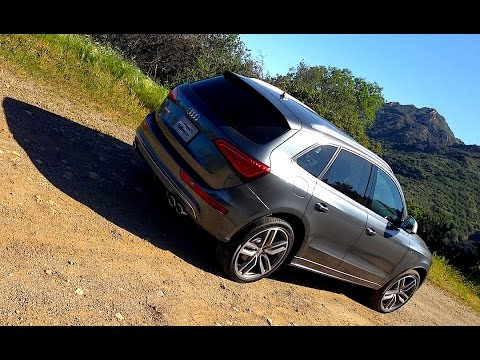 2015 Audi SQ5 FIRST DRIVE REVIEW: This or a Porsche Macan?