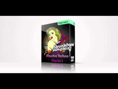 Massive Techno Presets 1 Spunkface Samplers.m4v