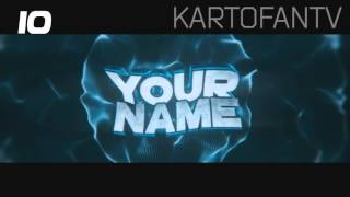 TOP 20 INTRO TEMPLATE #7 Cinema 4D, After Effects + FREE DOWNLOAD