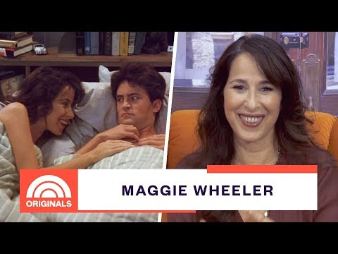 'Friends' Actress Maggie Wheeler Re-Creates Janice's Best Lines | TODAY Original
