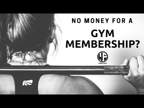 No Money For Gym Membership