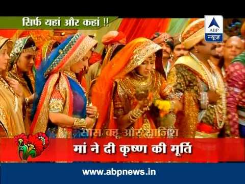 Jodha weds off to Akbar