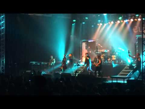 Eluveitie - Neverland - Zlín 2015