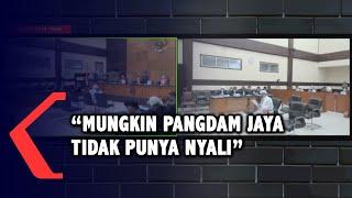 Baca Pledoi, Rizieq Singgung Pangdam Jaya Soal Penurunan Baliho