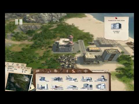 Tropico 3 Demo How to get full game buildings