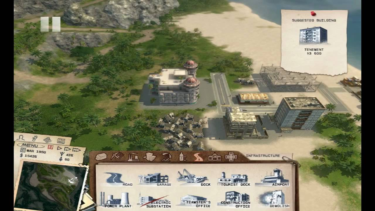 Tropico 3 - Gameplay (PC) [HD] - YouTube Tropico 3