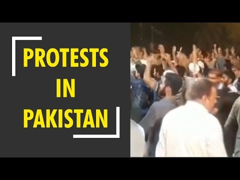 Protests In Pakistan over Asia Bibi acquittal