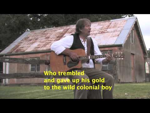 """The Wild Colonial Boy"" (Stringybark ""Greatest Australian Songs Volume 1"")DVD"