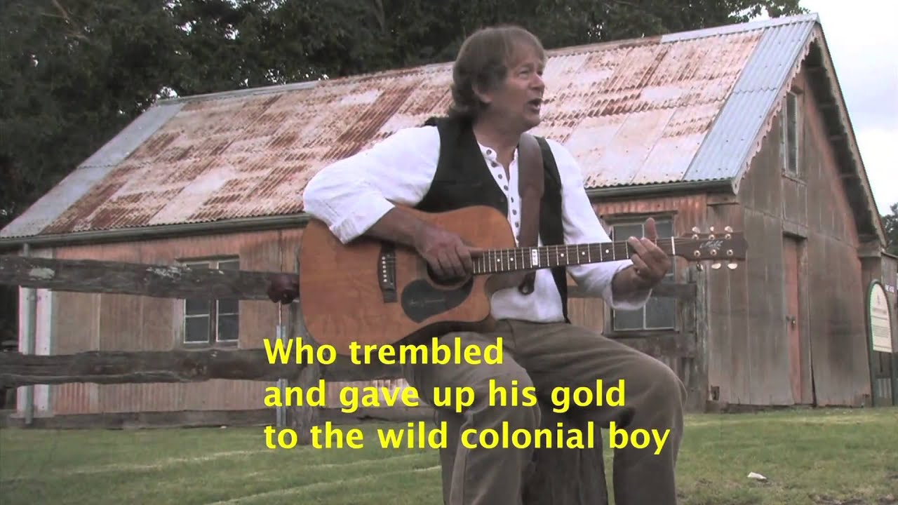 """the wild colonial boy In castlemaine, co kerry, there's a pub called jack duggan's, commemorating  the """"wild colonial boy"""" of the same name, whose praises have."""