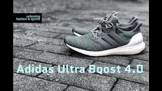 Adidas Ultra Boost 4.0 'Grey Four/Hi