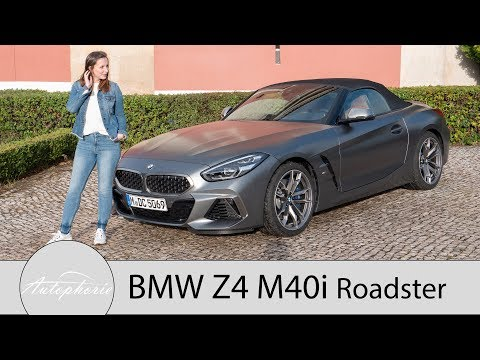 2019 Bmw Z4 M40i Reviews Are In Supramkv 2020 Toyota Supra