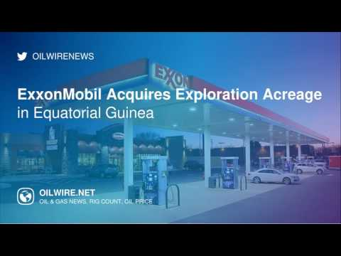 Exxon Mobil acquires exploration acreage in Equatorial Guinea