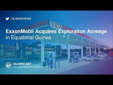 Exxon Mobil acquires exploration acreage in Equatorial Guinea
