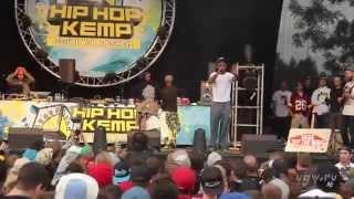 Black Moon live @ Hip Hop Kemp 2014.08.23