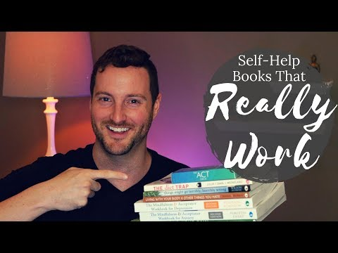 Best self-help books for mental health (7 therapist recommendations)