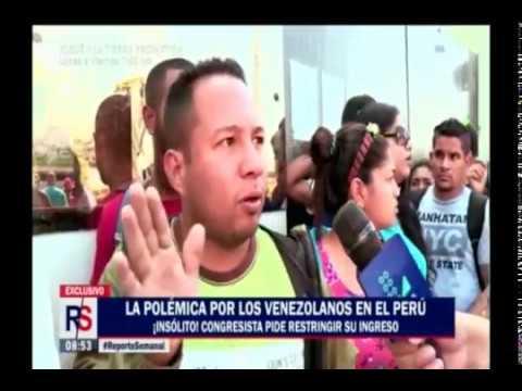 ¿Es la migración venezolana negativa para el Perú?