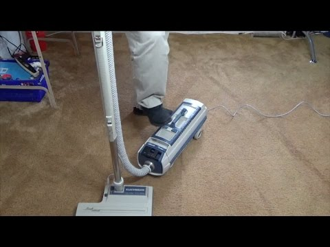 Electrolux Grand Marquise Model 1521 Vacuum Cleaner Overview & Demo